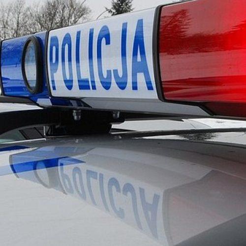 Nowotarscy policjanci zatrzymali dwóch Duńczyków, którzy napadli na 66 latkę