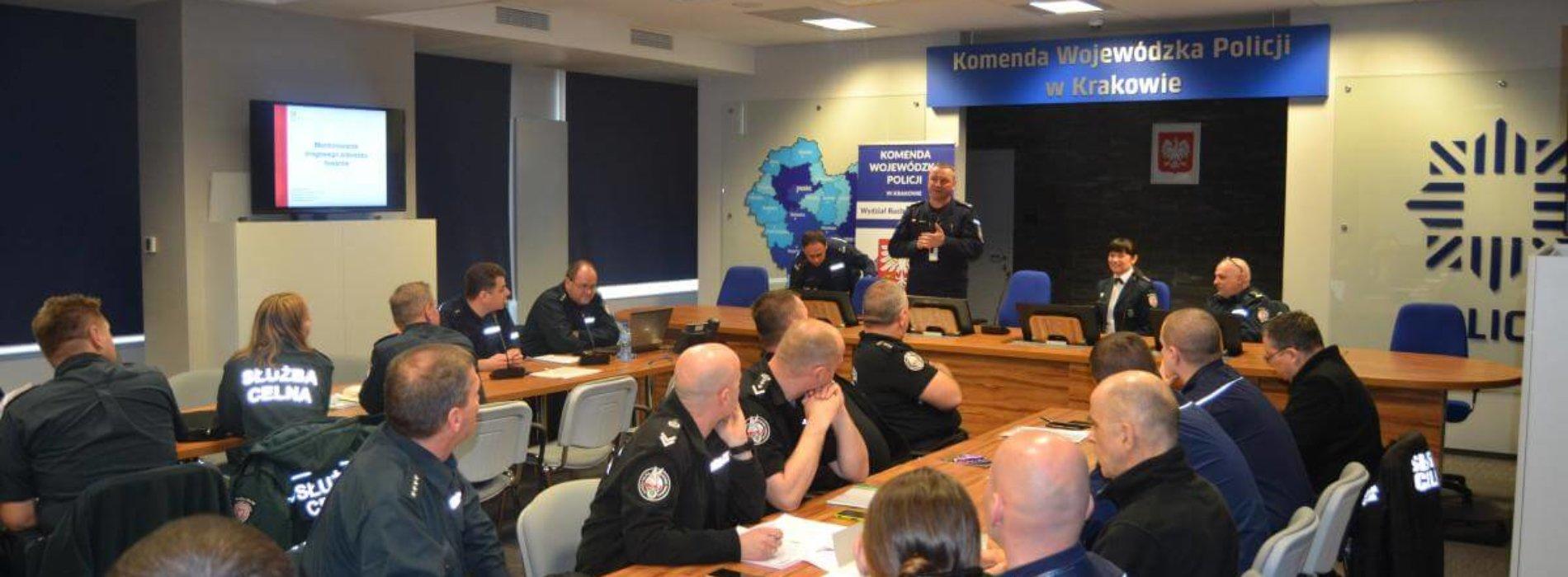 Szkolenie dotyczące Ustawy o systemie monitorowania drogowego przewozu towarów